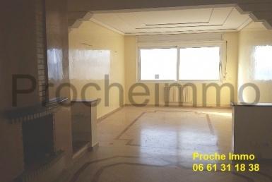 Location appartement racine Casablanca