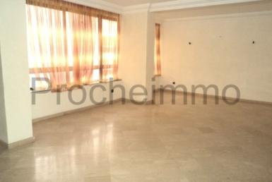 Location spacieux appartement à Casablanca