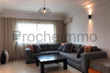 Location Appartement-Meublé-Quartier-