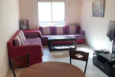 Location Studio meublé-au-Centre-Ville