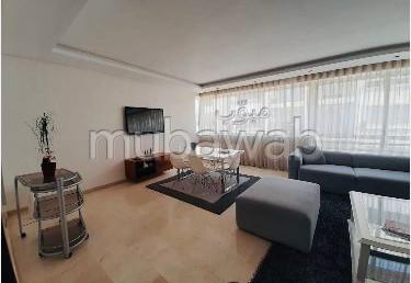 Location appartement meublé quartier Racine