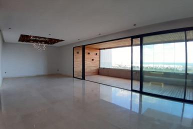 Location magnifique appartement-avec-terrasse-et-vue-sur-mer-Ain-Diab