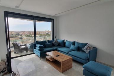 Immobilier-Maroc-Location-Appartement-Meublé -Casa-Finance-City