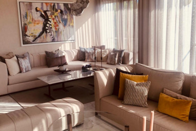 Maroc-immobilier-location-appartement-meublé-Bouskoura