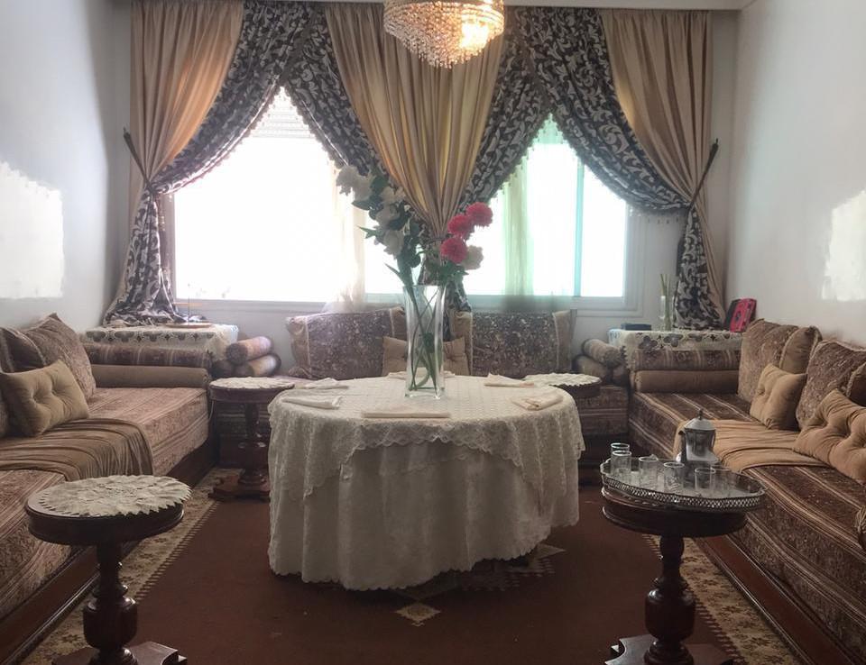 Maroc-immobilier-location-appartement-quartier-des Hôpitaux