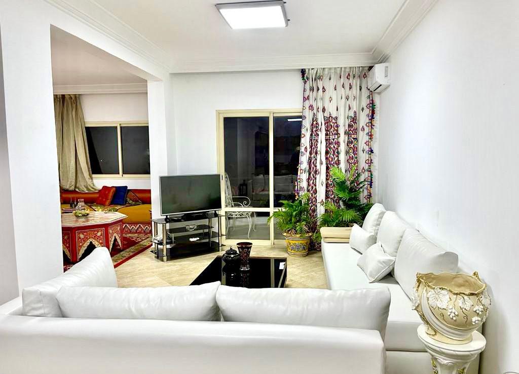 Immobilier-Casablanca-Location-Appartement-Meublé-Racine